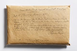 Rigmor Stampes konvolut til Christine Stampes manuskript