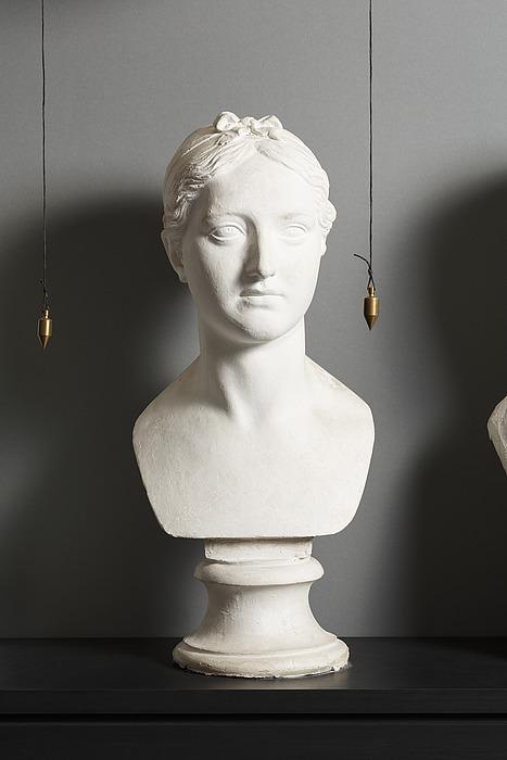 Skulpturens fremstilling fase 7