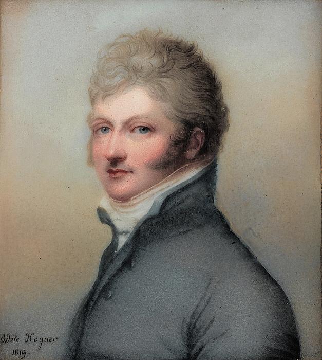 Adélaïde-Félicité Hoguer: Richard, 2nd Earl of Lucan