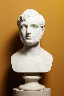 Bertel Thorvaldsen: Thomas Hope, 1817 - Copyright tilhører Thorvaldsens Museum