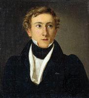 Louis Aumont: Portræt af August Bournonville
