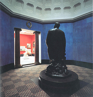 Faaborg Museum. Kuppelrummet