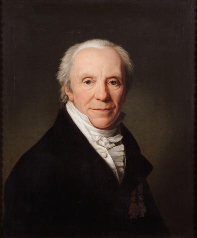 F.C. Gröger: C.F. Hansen, 1820