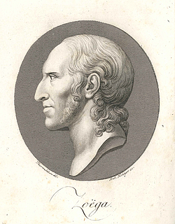 Anton Krüger: Zoega (efter Thorvaldsen)