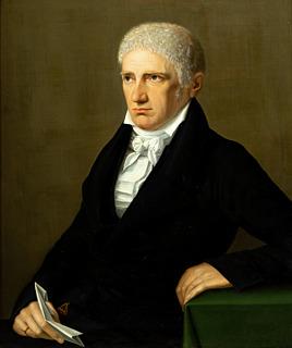 J.L. Lund: Constantin Brun, 1812, olie på lærred, ca. 46 x 38,5 cm