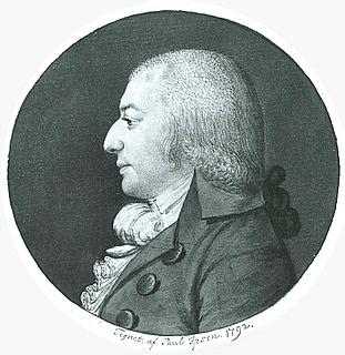 Paul Ipsen: P.H. Hammer, 1792, tegning, Portrettsamlingen, Norske Selskab, Oslo