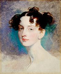 Sir Thomas Lawrence. Dorothea Lieven 1812-20?, Tate