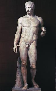 Polyklet: Doryphoros - Public domain