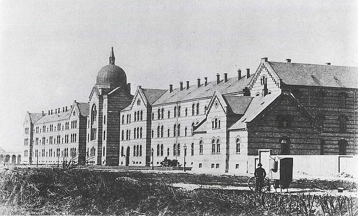 Chr. Hansen: Kommunehospitalet