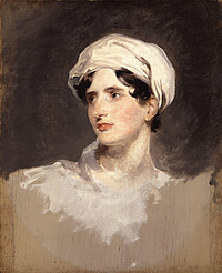 Thomas Lawrence: Maria Callcott (1819)