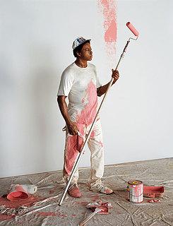 Duane Hanson: Housepainter I, 1984/88