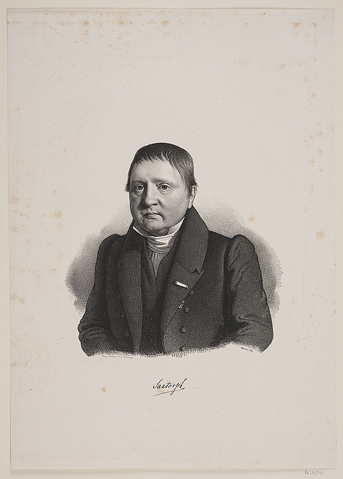 David Monies: J. S. Saxtorph, 1835