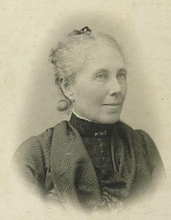 Nicoline Marie Berggren, antagelig omkring 1890