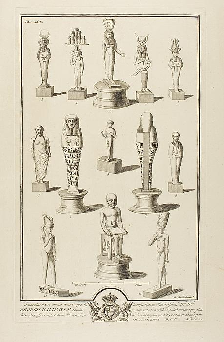 Mandlige og kvindlige figurer