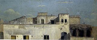 Rooftops in Naples