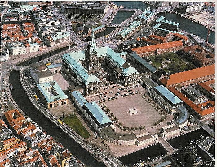 Thorvaldsens Museum på Slotsholmen