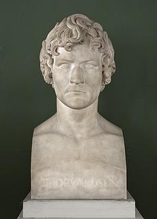 Bertel Thorvaldsen: Selvportræt, 1810, Det Kongelige Danske Kunstakademi, København, inv.nr. KS445