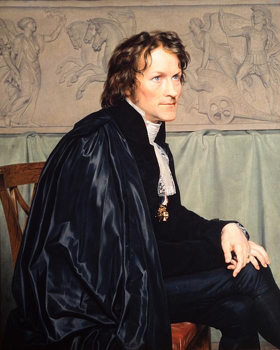 C.W. Eckersberg: Bertel Thorvaldsen