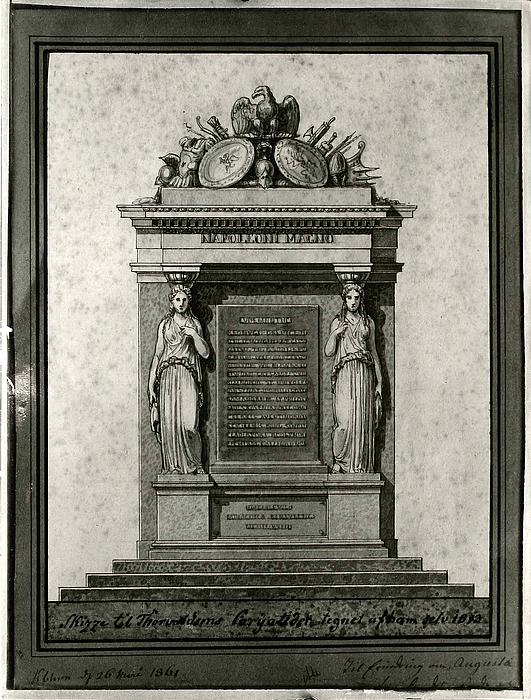 Thorvaldsen & Malling: Karyatider, 1813