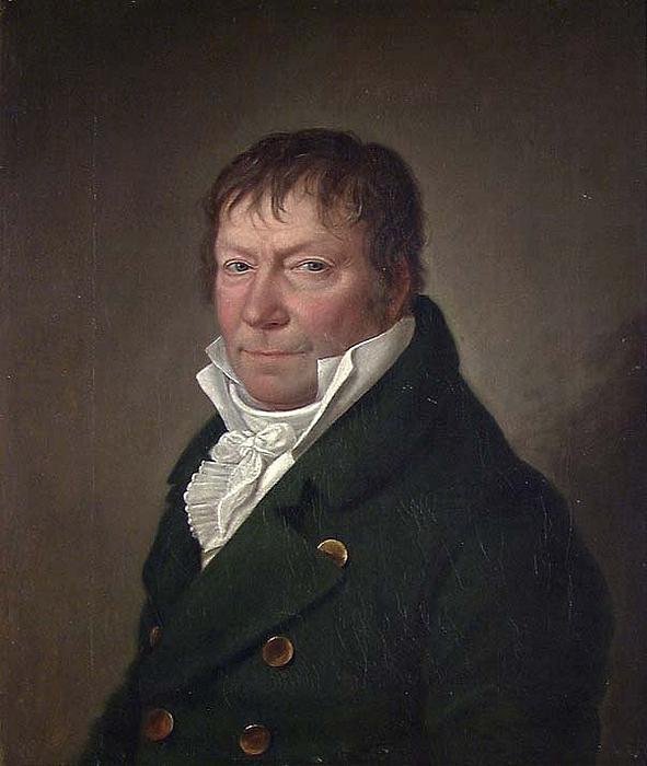 Jacob Munch, Olav Olavsen 1820