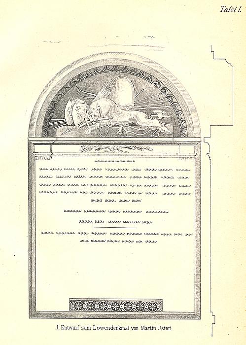 Liebenau, Tafel 1