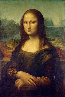 Leonardo da Vinci: Mona Lisa, Louvre, Paris