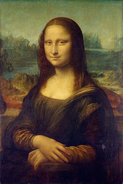 Leonardo da Vinci, Mona Lisa, 1503-1506, Musée du Louvre, Paris