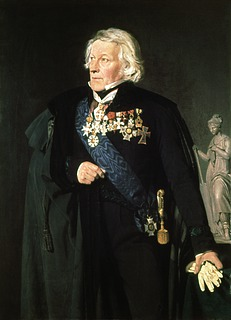 C. A. Jensen: Bertel Thorvaldsen, 1839