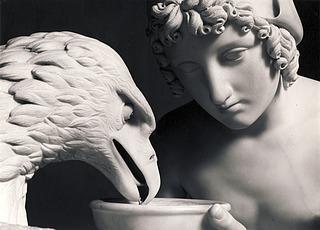 Ganymedes med Jupiters ørn
