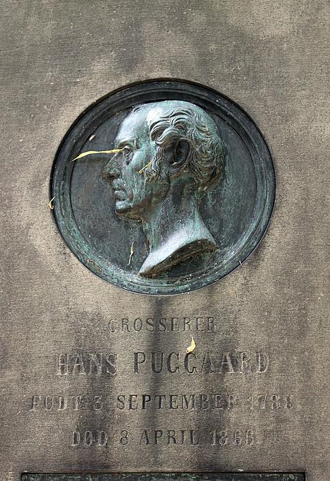 Gravmæle, Hans Puggaard