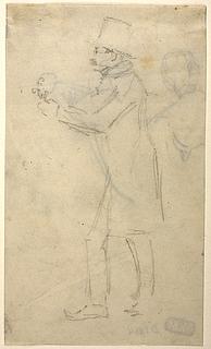 Ernst Meyers selvportræt