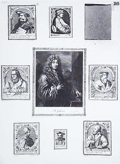 Portfolio no. 39 in the collection of Stanislas August Poniatowski, page 26