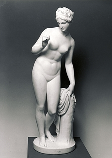 Bertel Thorvaldsen: Venus med æblet, 1804 - Copyright tilhører Thorvaldsens Museum