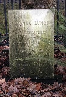 Bianco Lunos grav, Assistens Kirkegård i København, foto 2016