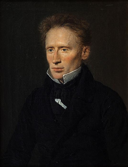 C.A. Jensen: Johannes Dam Hage, 1837