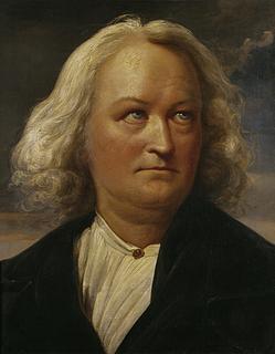 Wilhelm Hensel: Portræt af Thorvaldsen