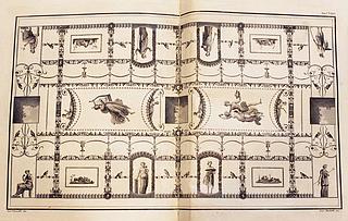 Gius. Mochetti: Le antiche camere esquiline delle Terme di Tito
