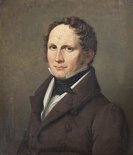 J.L. Lund, Just Mathias Thiele, 1832, Bakkehusmuseet