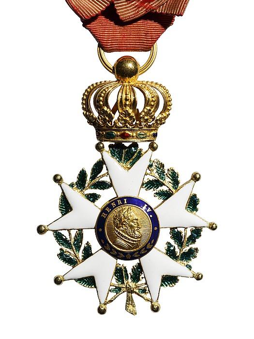 Korset til den franske æreslegion