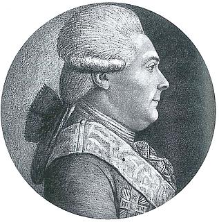 Paul Ipsen: Christian Frederik Numsen, 1784