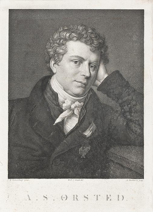 C.W. Eckersberg (efter): Ørsted, A.S.