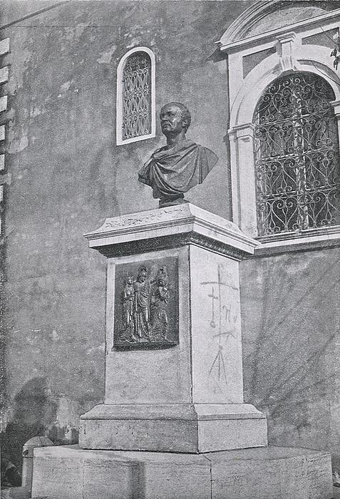 Maitlands monument, Zante