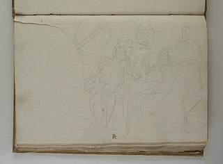 Priamos og Achilleus (?)