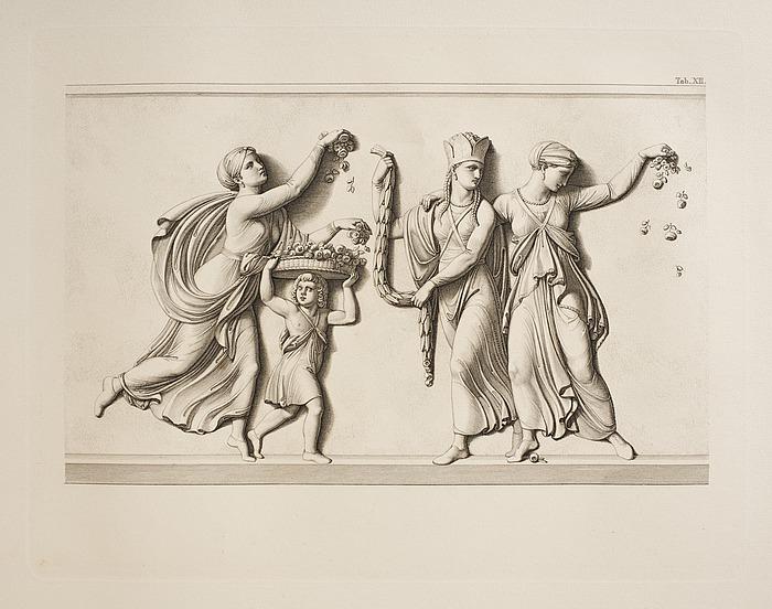 Dansende persiske kvinder