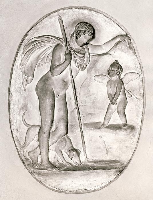 Narcissus og Amor
