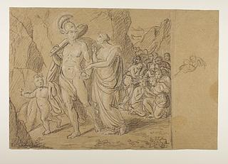 Theseus og Ariadne