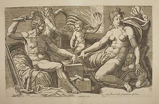 Venus i Vulkans værksted