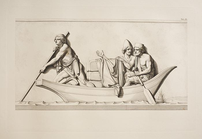 Den persiske købmands flugt