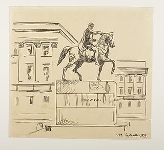 Józef Poniatowski statuen