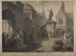 Keiser Joseph 2. befaler klostrenes afskaffelse